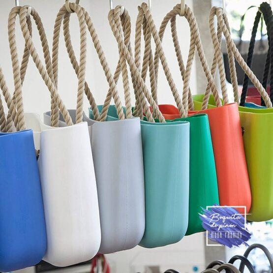 bolso silicona o bag (similar)