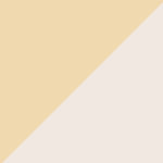 Marrón clarito y beige