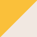 Mostaza y beige